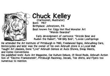 Chuck Kelley