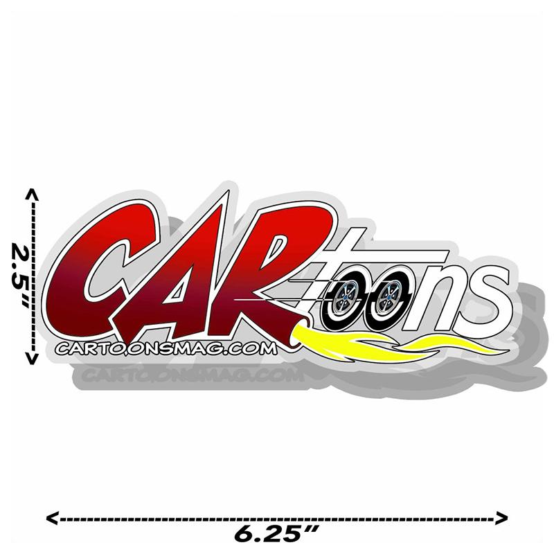 CARtoons Logo (Clear)